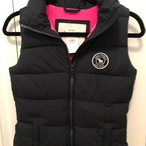 ABERCROMBIE KIDS winter vest